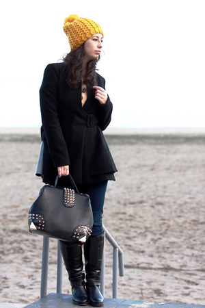 OASAP bag - OASAP coat - Only hat