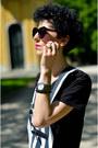 Sheinside-blazer-zerouv-sunglasses