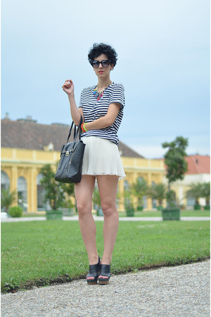 H&amp;M shirt - Marni for H&amp;M shoes - wwwvj-stylecom bag - H&amp;M shorts