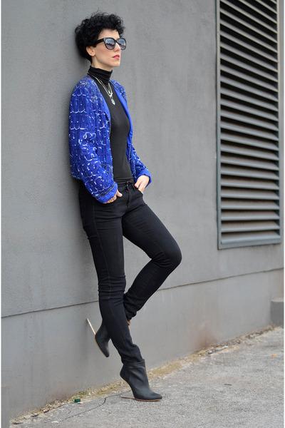 Maison Martin Margiela for H&M shoes - OASAP sunglasses