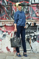 H&M Man shirt - Zara shoes - H&M jeans - wwwvj-stylecom bag
