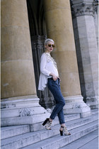 Sheinside jeans - zeroUV sunglasses