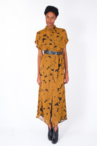 Myne Marigold Dress
