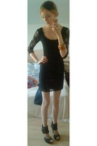 H&M dress - bronx shoes