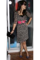 Local shop shoes - asos dress - Primark bag - asos sunglasses - vintage belt
