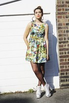 Stunning Floral Printed Dress