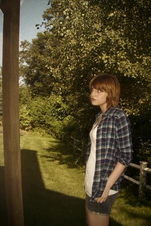 hollister shirt - Forever21 - Pac Sun jeans - Target