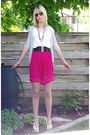 Pink-pants-white-top-silver-old-navy-cardigan-green-payless-shoes-yellow