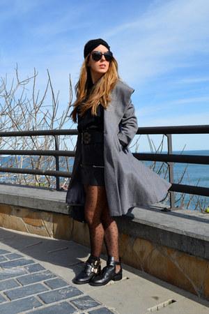 Choies boots - Choies skirt