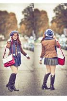 wool Promod scarf