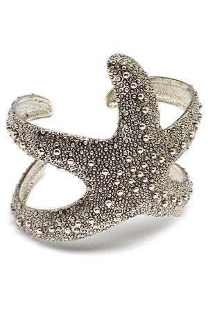 silver Blue Vanilla bracelet