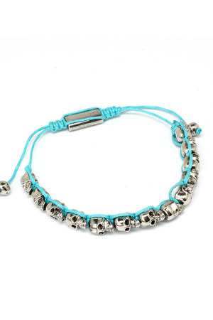 light blue Blue Vanilla bracelet