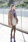 Vintage-scarf-vintage-bag-luluscom-heels-zara-cape