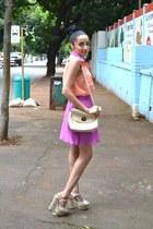 colourblock Pretty Please dress - Mr Price bag