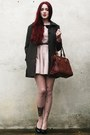 Tweed-h-m-coat-leather-bag-ax-paris-romper-tattoo-stockings