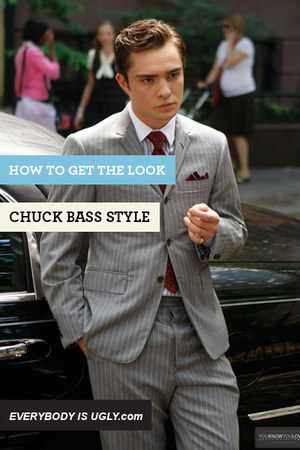 Chuck bass blazer - bow tie accessories