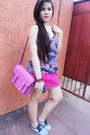 White-primadonna-sneakers-hot-pink-shoppe-unli-bag