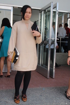 bysi dress - Aldo shoes