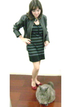 mione jacket - maria fil dress - Renner shoes