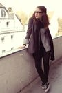 Gray-h-m-blazer-black-h-m-top-gray-h-m-cardigan-black-h-m-leggings-black