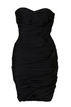 black Armaan dress