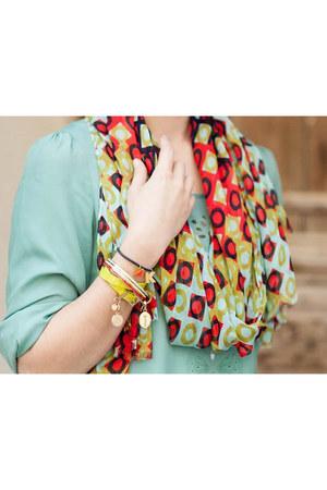 Spartina 449 scarf - Spartina 449 bracelet