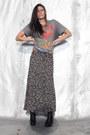 Slayer-vintage-t-shirt-vintage-skirt