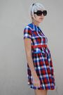 Black-forever-21-sunglasses-blue-honeylane-dress-red-vintage-belt-red-c-ro