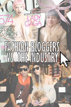 Fashion Bloggers vs. The Industry