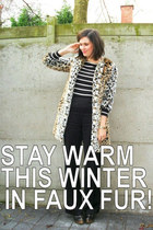 Stay Warm This Winter in Faux Fur!