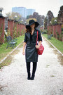 Black-over-the-knee-new-look-boots-black-floppy-h-m-hat