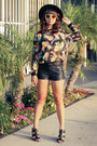 Sole-society-shoes-faux-leather-h-m-shorts-lulus-sunglasses