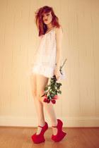 light pink Agent Provocateur dress - dress