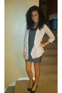 Black-forever-21-dress-nude-h-m-blazer