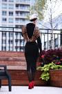 Black-faux-fur-voodoo-vixen-sweater-black-leopard-print-9th-elm-scarf