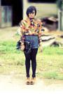 Parisian-bag-diy-shorts-vintage-blouse-prp-clogs