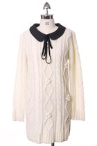 White-wool-chicwish-sweater