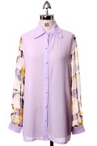 chiffon Chicwish shirt