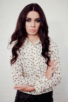 china doll boutique blouse