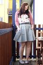 Pink-vero-moda-cardigan