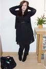 Black-h-m-dress-black-asos-boots