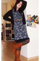 blue Papaya via Ebay dress