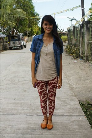 crissa blazer - bench blouse