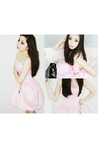 pink Msdressy dress