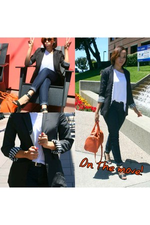 black ClosetPiece blazer