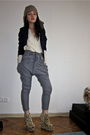 Vintage-blazer-zara-blouse-topshop-pants-ebay-shoes