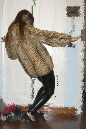 accessories - coat - Bershka - BLANCO shoes
