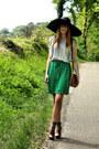 Pimkie-shoes-zara-dress-zara-hat-pimkie-belt