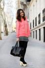 Modekungen-bag-topshop-heels-urban-outfitters-skirt-h-m-jumper