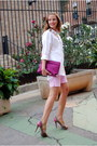 Zara-bag-zara-shorts-pull-bear-blouse-chic-republic-heels